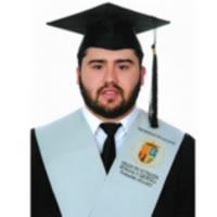 Ruben Fuentes, graduado Universitario en Dietética y Nutricion